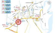 Đất nền sổ đỏ Phong Phú, Bình Chánh giá rẻ ven sông thoáng mát