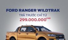 Ford Ranger 2019 giảm giá sốc 2019