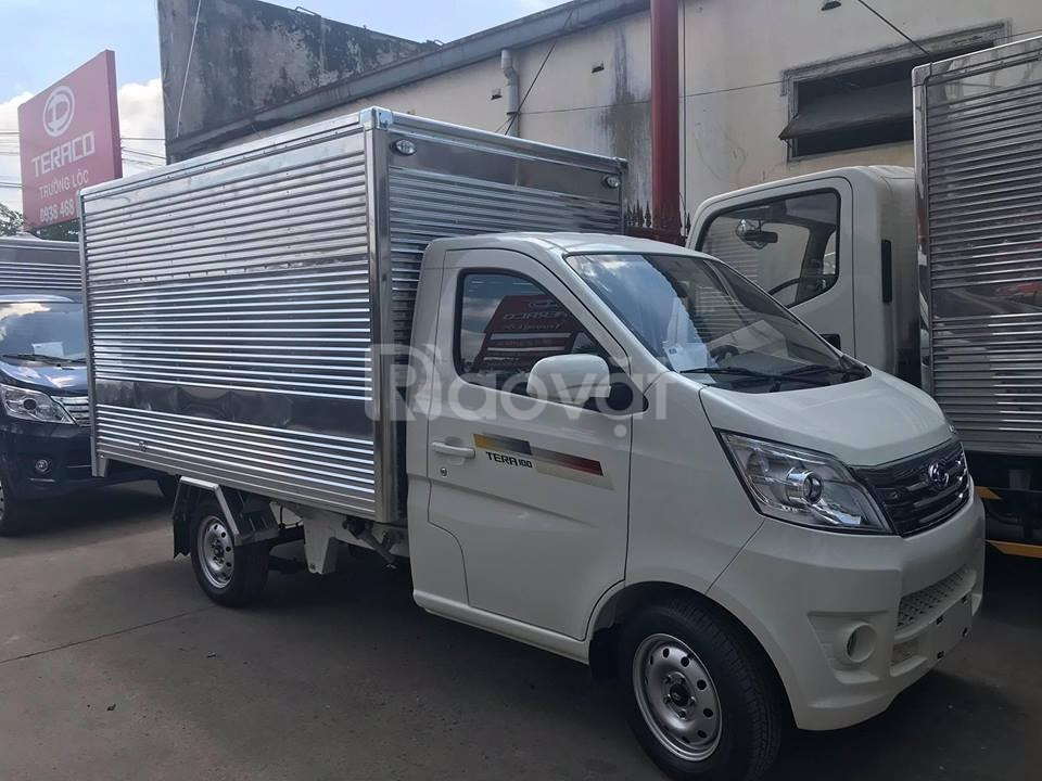 Xe tải 1 tấn động cơ Mitsubishi - không phải công nghệ mitsubishi