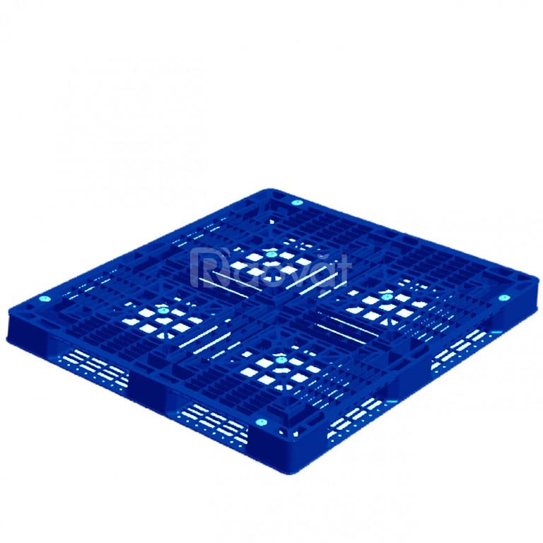 Pallet nhựa tái chế PL1188 thương hiệu Đại Đồng Tiến