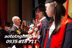 Chuyên may áo tốt nghiệp mầm non tiểu học Bình Dương