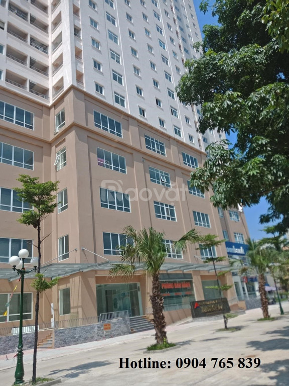 Chỉ với 266 triệu nhận nhà ở ngay, chung cư Tabudec Plaza