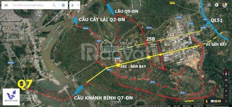 Cuối năm cần bán gấp lô đất T8-16 dự án Mega City 2