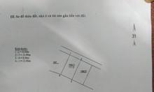 Bán đất Phúc Lợi, 111m2 mt:8m đường oto 16 chỗ