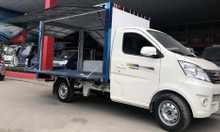 Xe tải thùng cánh dơi bán hàng lưu động