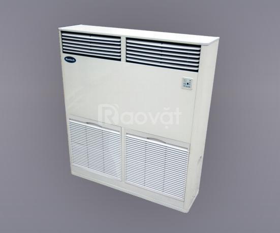 Phân phối máy lạnh tủ đứng Reetech cho nhà xưởng giá rẻ