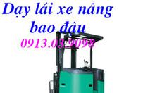 Thi bằng lái xe nâng bao đậu 100% tại Tân Phước Khánh Bình Dương