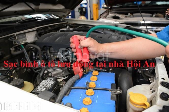 Sửa chữa ô tô, kích bình, cứu hộ ắc quy Đà Nẵng