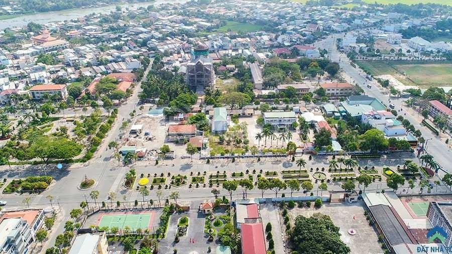 Bán đất thành phố, chỉ 440 triệu/nền 100m2.