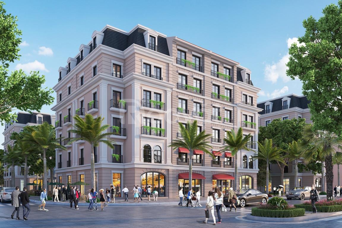 Shophouse mặt biển Hạ Long-thanh toán 25% nhận nhà, chỉ 45triệu/m2