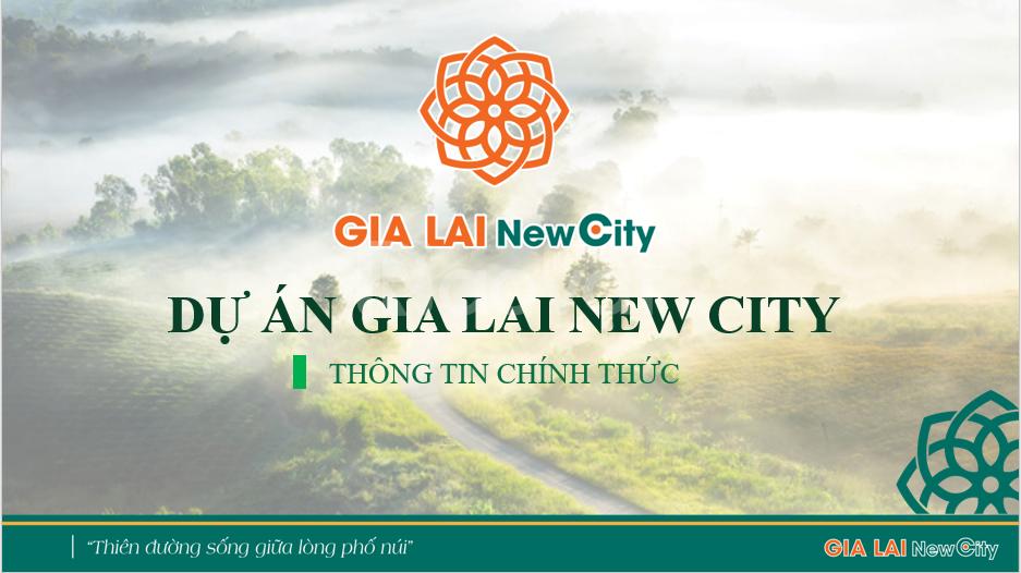 Gia Lai New City - Cơ sở hạ tầng hoàn thiện.