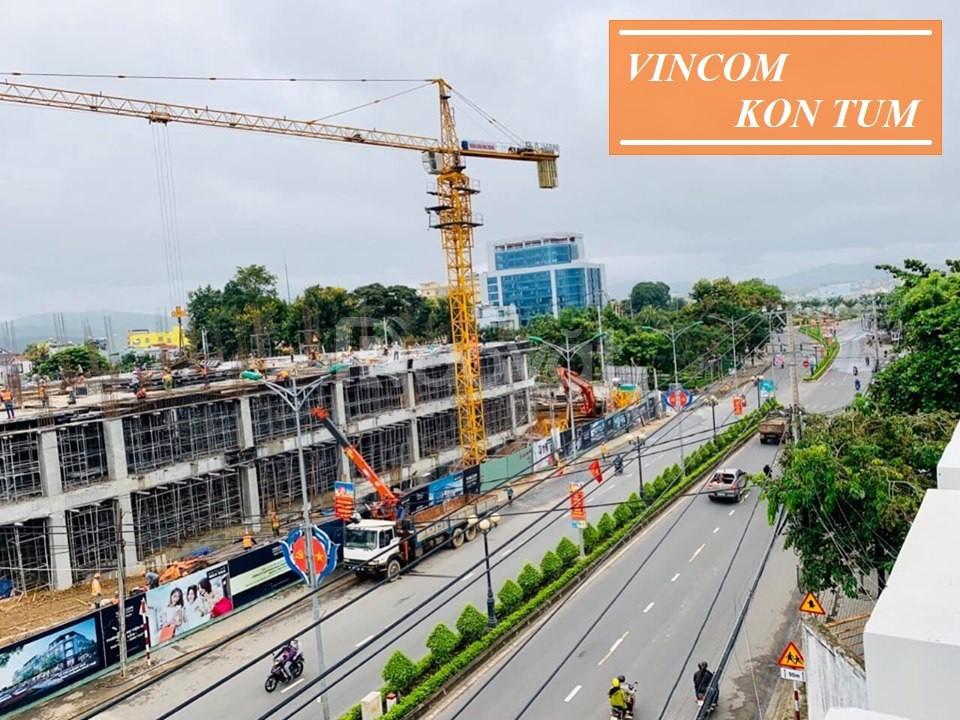 Khu phố trung tâm hành chính Kontum, giá chỉ 480 triệu/ 170m2