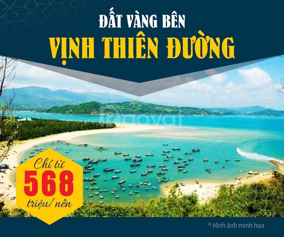 Chỉ 568tr, sở hữu ngay đất nền Phú Yên, đất nền KDC Đồng Mặn, Sông Cầu