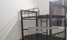 Giường tầng sắt hộp giá xưởng