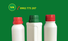 Chai nhựa 250ml đựng hóa chất, thuốc trừ sâu, thuốc thú y, chất lỏng