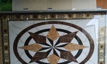Gạch lát nền hoa văn trang trí tường