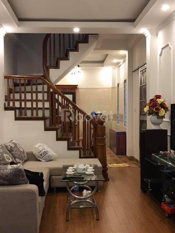 Bán nhà Phố Nhân Hòa nhà mới đẹp dọn về ở ngay 47m2x5T giá 4.3 tỷ