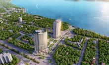 Bán căn ngoại giao căn hộ khách sạn tầng 8, nội thất 5*, giá 1.7 tỷ
