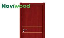 Cửa gỗ nhựa Naviwood tại Quảng Nam