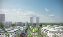 Đầu tư đất nền ngay trung tâm Nhơn Trạch, cơ sở hạ tầng hoàn thiện