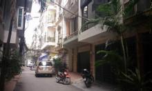 Nhà phân lô  Nguyễn Chính, Hoàng Mai 45m2x 5T gara ô tô KD văn phòng