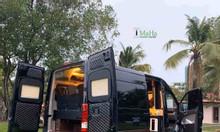 Solati iRICH Limousine chuẩn thế giới do Việt Nam sản xuất