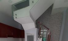 Nhà mặt tiền Lý Chiêu Hoàng 5,5x23,6m2. 5,5 tỷ sổ hồng riêng.