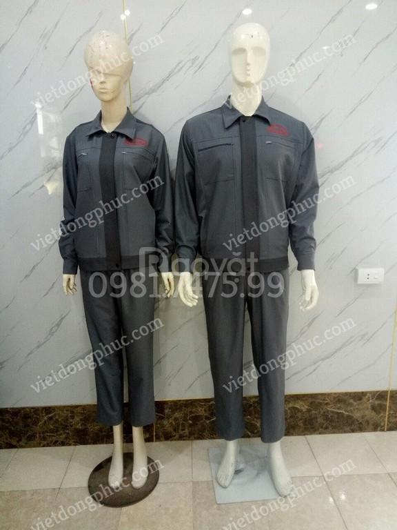 Nhận may quần áo công nhân giá rẻ, chất lượng, nhiều mẫu với mọi mức  (ảnh 6)