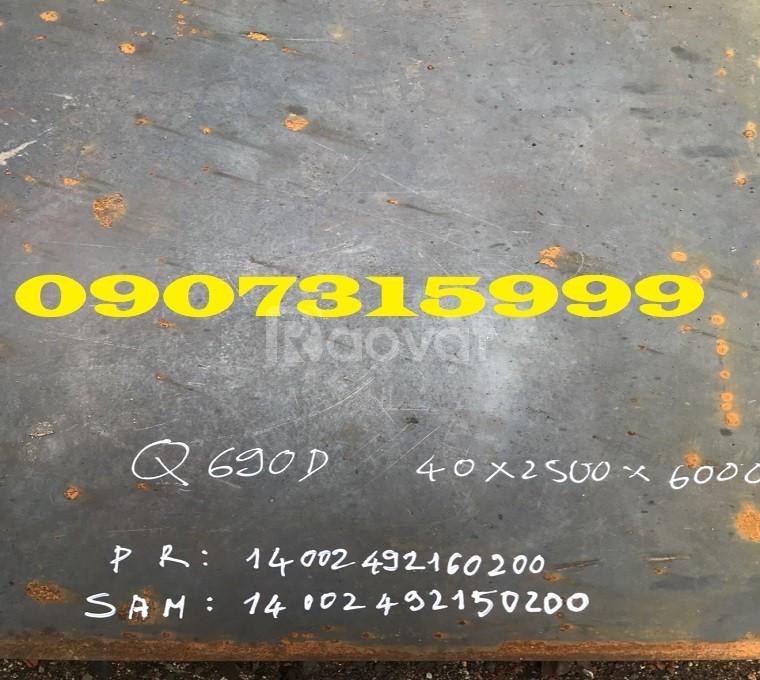 Thép tấm sm490