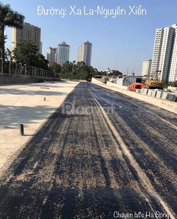 Liền kề 6 KĐT Xa La gần đường Nguyễn Xiển Xa La, 75m2x4T