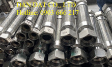 Chào giá đại lý ống cao su chịu hóa chất ống mềm cao su ống nhún inox