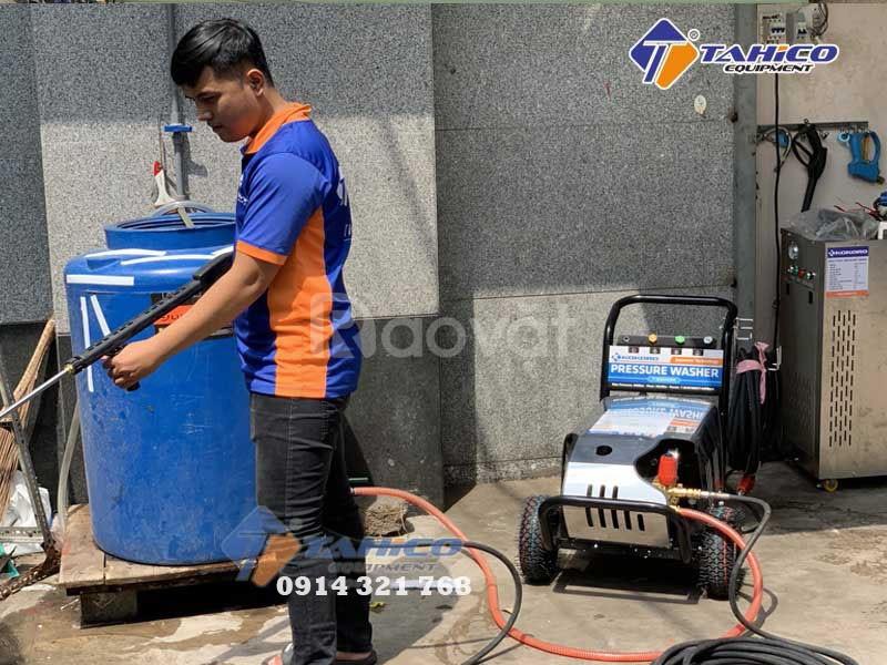 Máy rửa xe cao áp 5,5Kw Kokoro T3100M