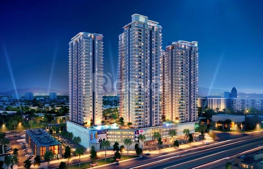 Mua căn hộ The Zen Gamuda gía chỉ từ 1.5 tỷ