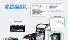 Máy rửa xe Palada 20M32-5.5T4
