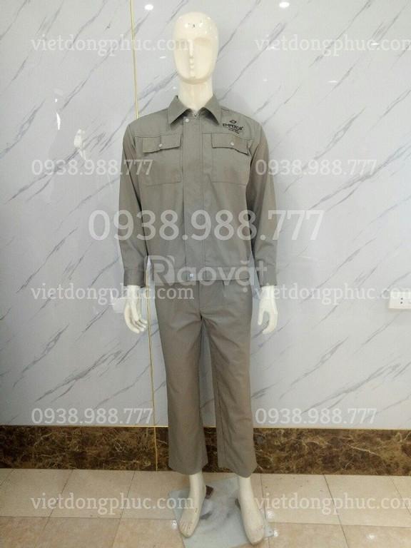 Nhận may quần áo công nhân giá rẻ, chất lượng, nhiều mẫu với mọi mức  (ảnh 5)