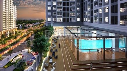 Sở hữu căn hộ cao cấp view trực diện đường đua F1, sân vận động