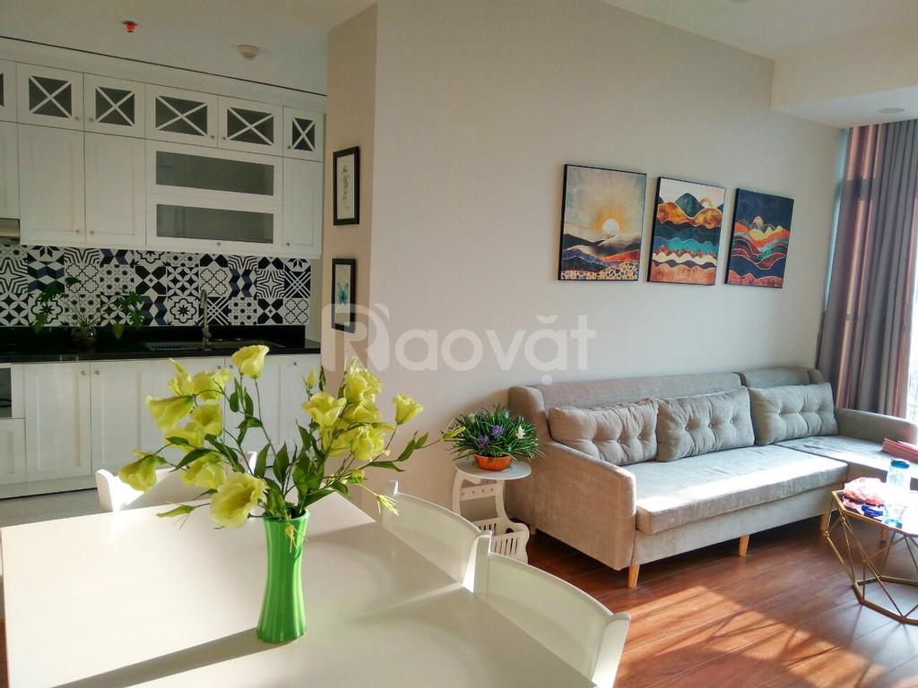 Cho thuê căn hộ 02 phòng ngủ đẹp ngay trung tâm Hà Nội