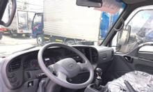 Giá xe tải hyundai 2.4 tấn N250sl thùng 4m3 model 2019