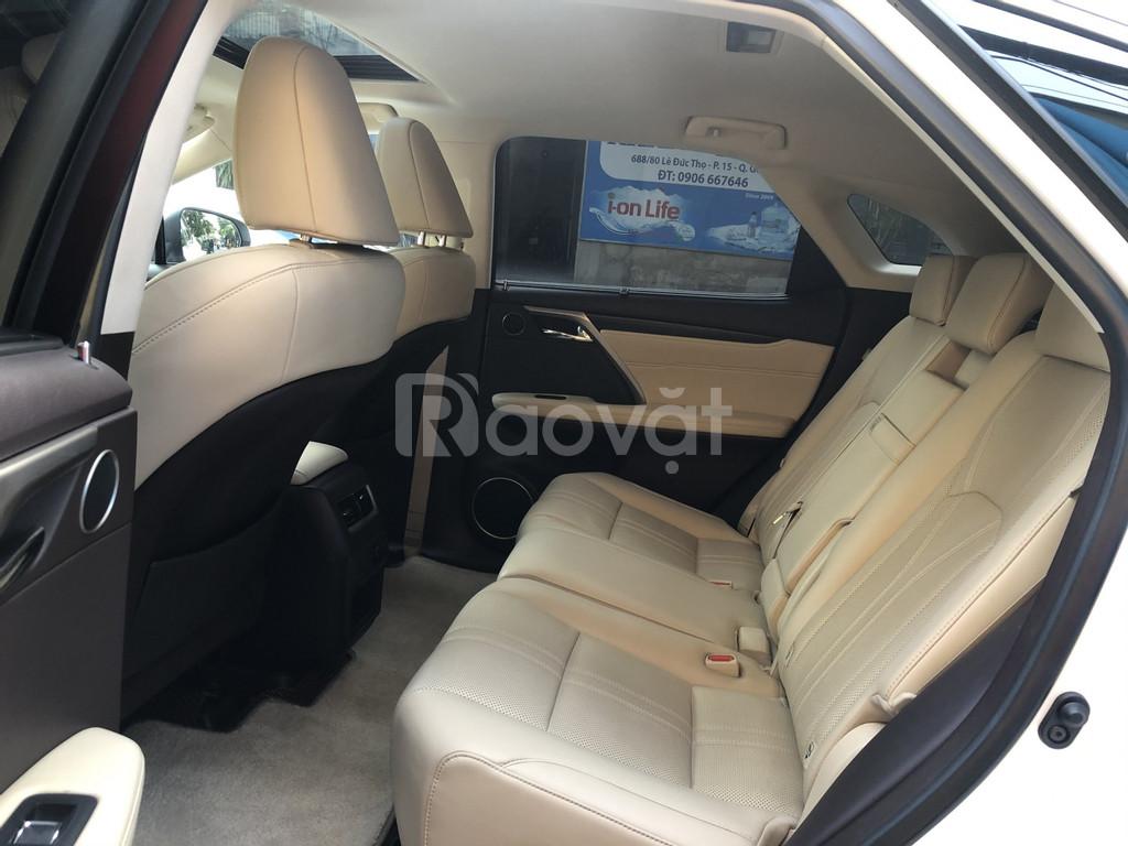 Lexus RX 200T mode 2016 Full Options