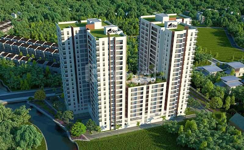 Chính chủ bán hoặc cho thuê căn hộ Hausneo, 69m2, 2PN, Quận 9