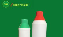 Chai nhựa đựng chất tẩy rửa - thuốc tẩy