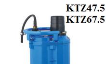 Máy bơm chìm nước thải hỗ móng Tsrurumi ktz411, 11kw, ktz611, 15hp