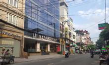 Bán tòa nhà Cao Thắng, P12, Q10, 5 lầu, 97m2, hẻm xe hơi tránh