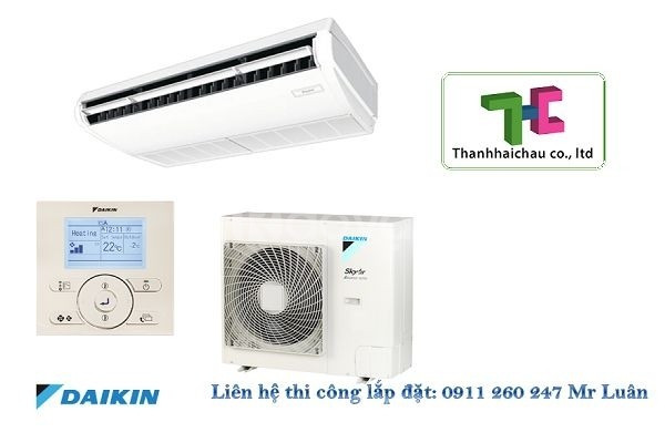 Nhà cung cấp Máy lạnh áp trần Daikin 2HP FHA50BVMV Inverter – Gas R32