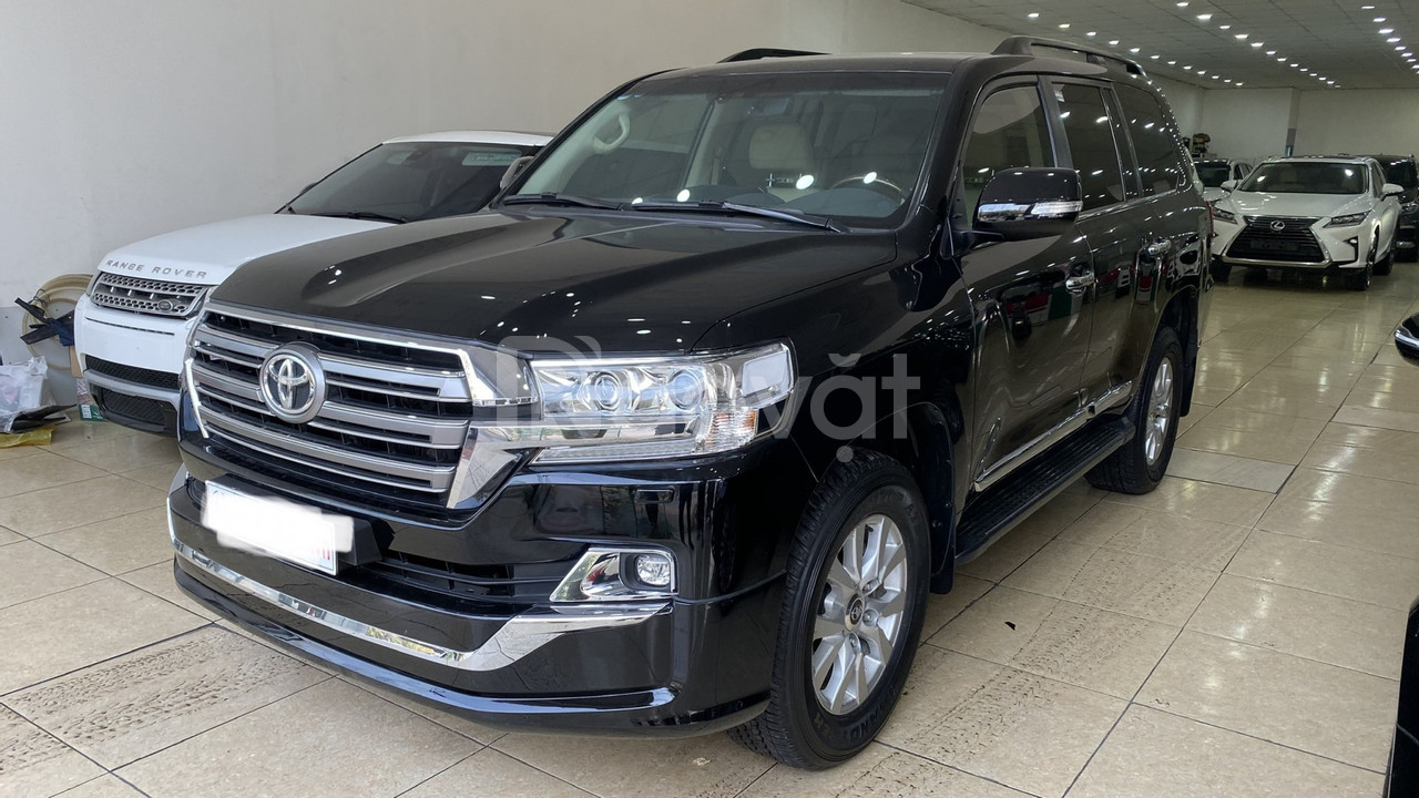 Bán Toyota Land Cruise 4.6, màu đen 2016, xe mới hóa đơn VAT cao