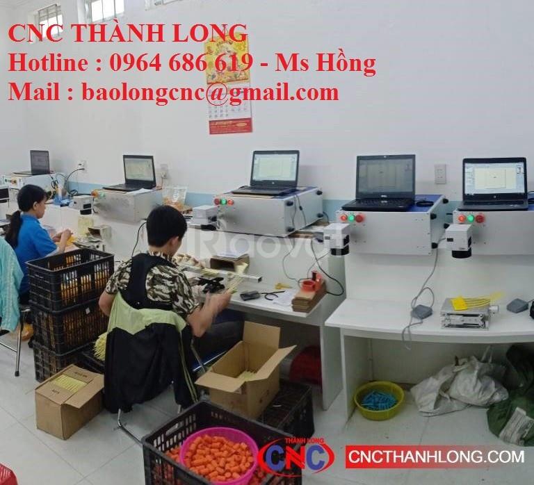 Hướng dẫn mua máy laser fiber khắc kim loại giá tốt Hà Nội