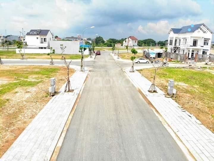 Cần xây nhà bán rẻ lô đất TTTP, 100m2 đường 7m5