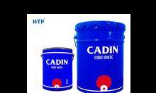 Sơn dầu Cadin chính hãng giá rẻ cho hàng rào sắt