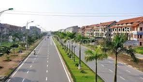 Đất mặt đường 14m Nam An Khánh giá chỉ 32tr/m2