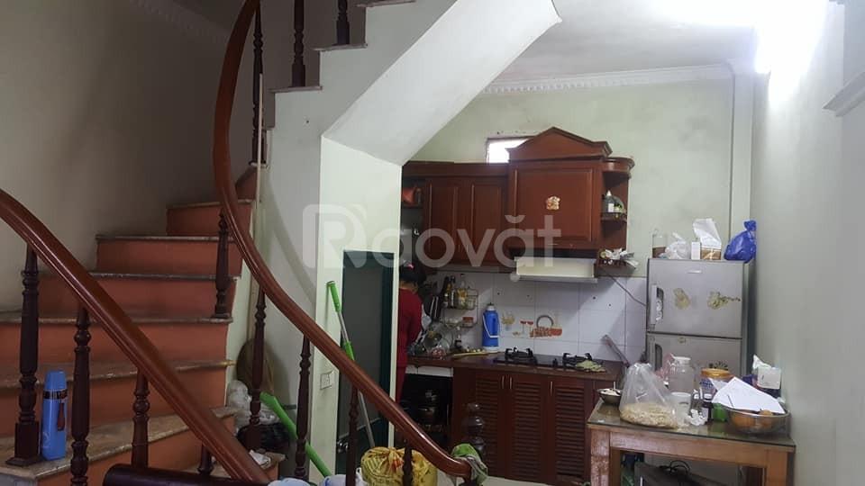 Nhà tại Hoàng Mai, Hà Nội 36m2, 4 tầng, giá 3.1 tỷ.